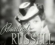 Rosalind Russell al trailer de The Women (1939)