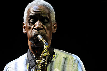 English: Roscoe Mitchell, moers festival 2009
