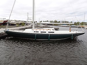 Roue 20 - Image: Roue 20 sailboat Presto 0454