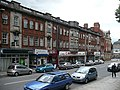 Row of shops opposite St Pauls Church - geograph.org.uk - 976559.jpg