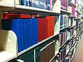 Rows and Rows of Libary Books in P Section.JPG