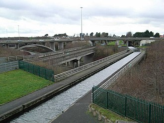 Blanchardstown - Royal Canal Aqueduct