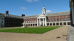 Royal Hospital Chelsea south front.JPG