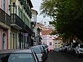 Rua Carreira dos Cavalos junto à Sé de Angra.jpg