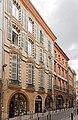 Rue de la Trinité (Toulouse) Hôtel de Viallar.jpg