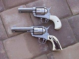Ruger Vaquero Six-shot single-action revolver