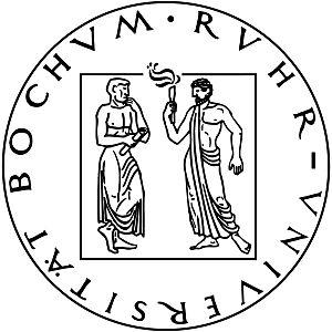 Ruhr University Bochum - Image: Ruhr Uni Crest