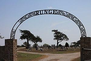 Runge, Texas - Image: Runge 1