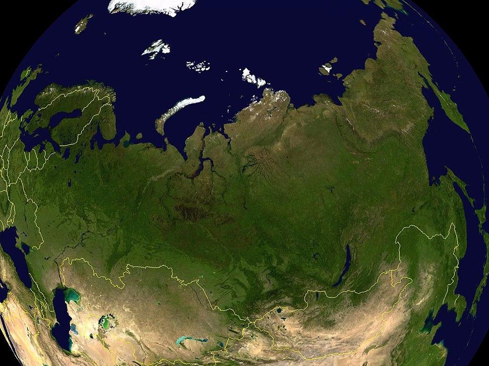 Russia 87.74494E 66.20034N