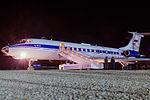 Russian Air Force Tupolev Tu-134AK at Sevastopol Belbek.jpg