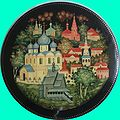 Russian laquered box - Suzdal.jpg