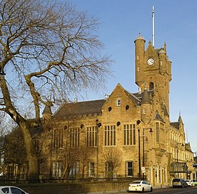 Rutherglen Town Hall 2016-02-28 view from west.jpg
