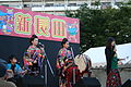 Ryukyu Matsuri in Shin-Nagata Oct09 070.JPG