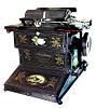 Remington No. 1 typewriter