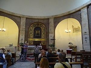 Santuario di santa maria della rotonda wikipedia - La tavola rotonda santa maria degli angeli ...