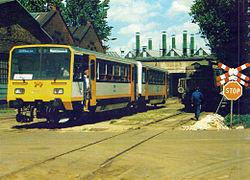 SA101-001, ZNTK Poznań, 1991-05