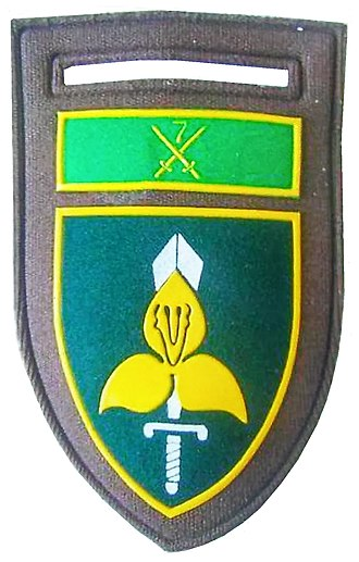 9th Division (South Africa) - SANDF 9 Div redesignated as 75 Brigade with 7 Div