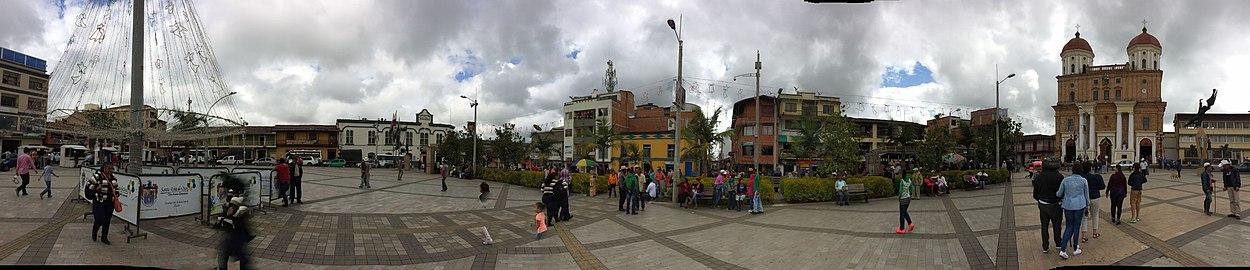 Santa Rosa De Osos Wikipedia La Enciclopedia Libre