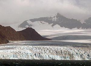 Fortuna Glacier - Fortuna Glacier