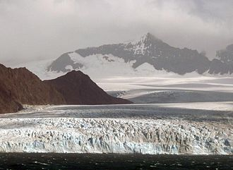 Fortuna Glacier - Image: SG17 Fortuna Glacier
