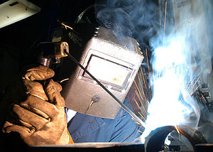 Arc welding - Shielded metal arc welding