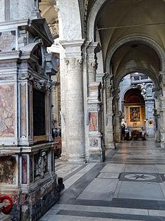 Monuments in the Basilica of Santa Maria del Popolo