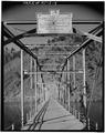SOUTHEAST PORTAL - York Bridge, Federal Aid Secondary Route 280, Helena, Lewis and Clark County, MT HAER MONT,25-HEL.V,3-4.tif