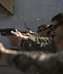 SPMAGTF conducts Combat Pistol Qualification 170113-M-ZV304-1275.jpg
