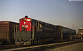SP 3025 with 153 Nwhll May72smcr - Flickr - drewj1946.jpg