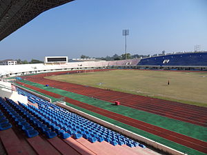 Savannakhet-Provinzialstadion, 18. November 2011