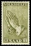 Saar 1955 366 Albrecht Dürer - Betende Hände.jpg