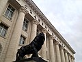 Sadebna Palata - Sofia Court House, Sofia, Bulgaria.jpg