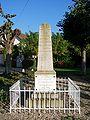 Saint-Germain-de-la-Grange Monument aux morts.JPG