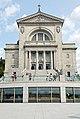 Saint Joseph's Oratory entrance 48167914166.jpg