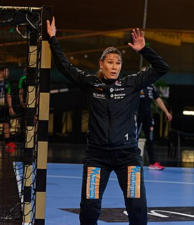 Sakura Hauge Norwegian sportsperson and handball player