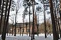 Salas Svētā Jāņa luterāņu baznīca, Salas pagasts, Babītes novads, Latvia - panoramio (2).jpg