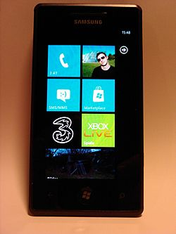 Windows Phone 7 SMS Bug (Video)