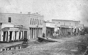 San Bernardino, California - San Bernardino, 1865