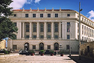 Hipolito F. Garcia Federal Building and United States Courthouse United States historic place