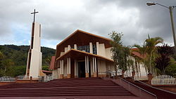 San Pablo Leon Cortes Church. Costa Rica.jpg