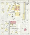 Sanborn Fire Insurance Map from Muncie, Delaware County, Indiana. LOC sanborn02433 005-27.jpg