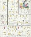 Sanborn Fire Insurance Map from Searcy, White County, Arkansas. LOC sanborn00341 004-1.jpg