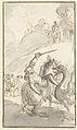 Sancho Panza vechtend met een struisvogel.jpeg