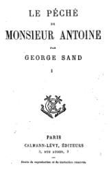 Le Péché de Monsieur Antoine, Pauline, L'Orco