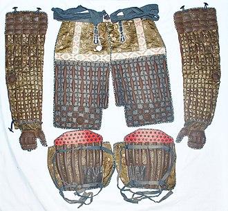 Sangu (armour) - Image: Sangu 1