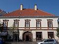 Sankovich house. Monument ID 5687. 18th. Cent. - 8., Kossuth St., Gyöngyös, Hungary.JPG