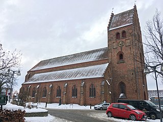 St. Peters Church, Næstved church building in Naestved Municipality, Denmark