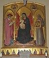 Sano di pietro, madonna con bambino e santi.JPG