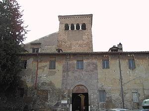 Four Crowned Martyrs - Basilica of Santi Quattro Coronati.