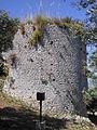 Santuario di Monte Sant'Angelo. Le Mura - Torre 4.JPG